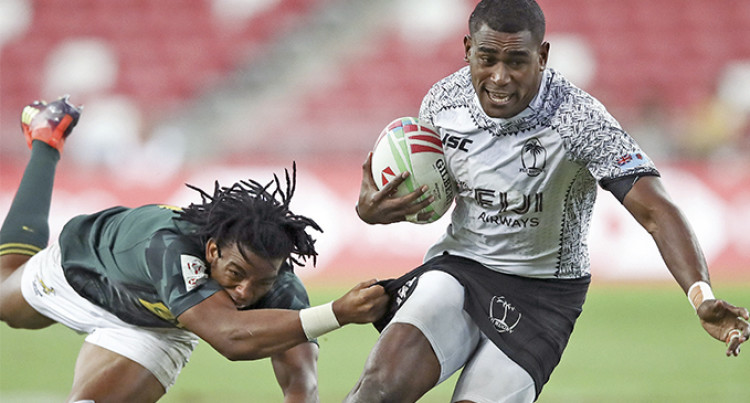 HSBC 7s Series: Despite Loss, We're Almost There