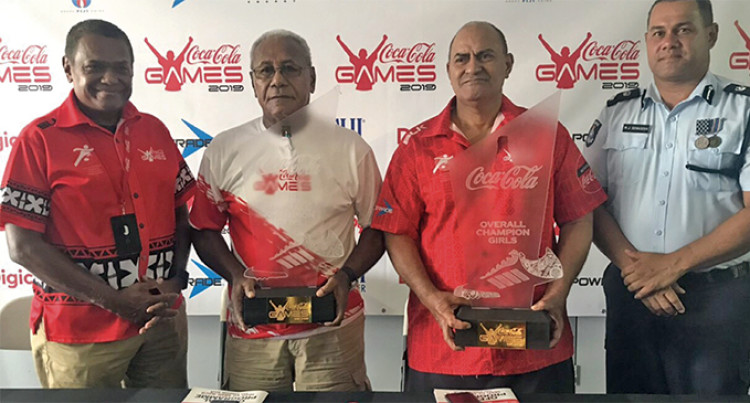 Coke Games 2019: Stage Set for Today's Coca-Cola Games