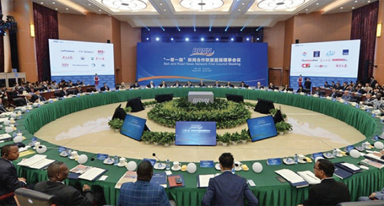 Fiji Part Of The Belt And Road Forum This Week