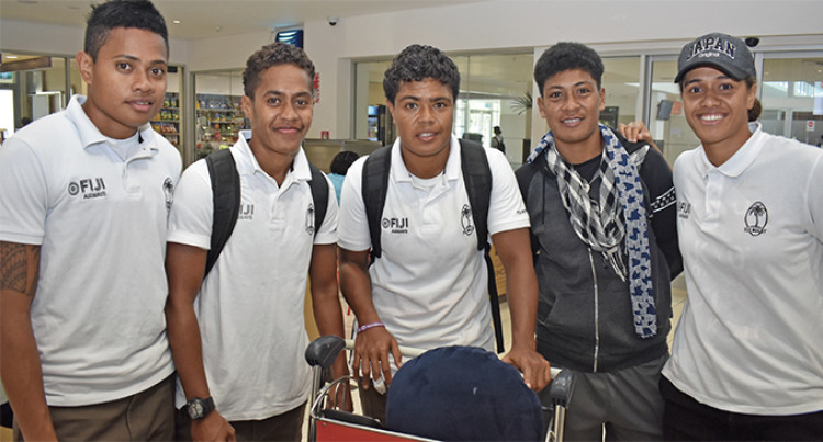 Fiji Airways Fijiana 7s Team Ranked 9th In Japan