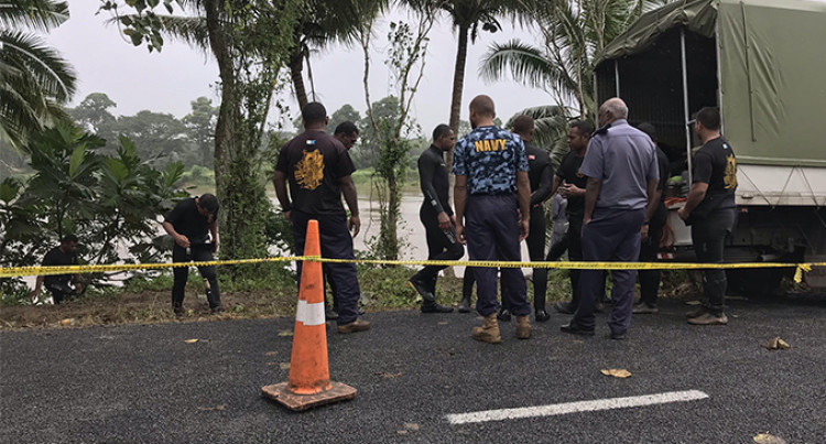 Fiji Navy Divers Join Police In Search Efforts