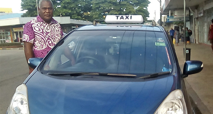 Taxi Drivers Welcome Initiative