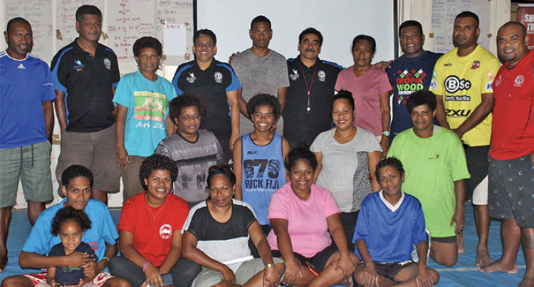 Badminton Reach Out To Communities In Fiji