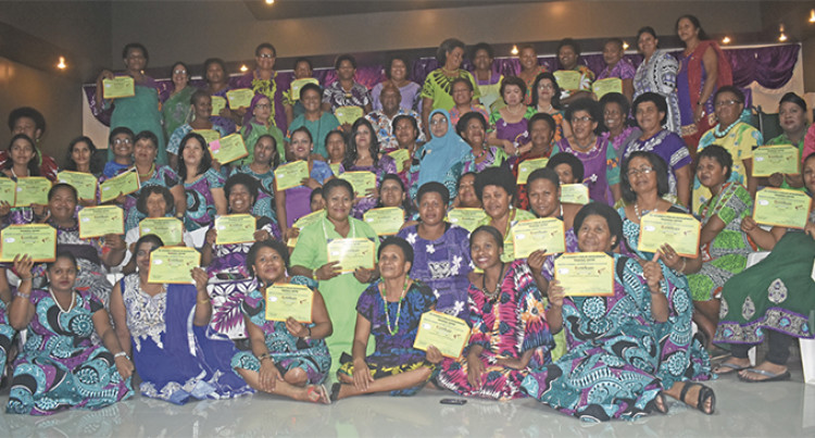 Vuniwaqa To Graduates: Ensure Women's Economic Participation