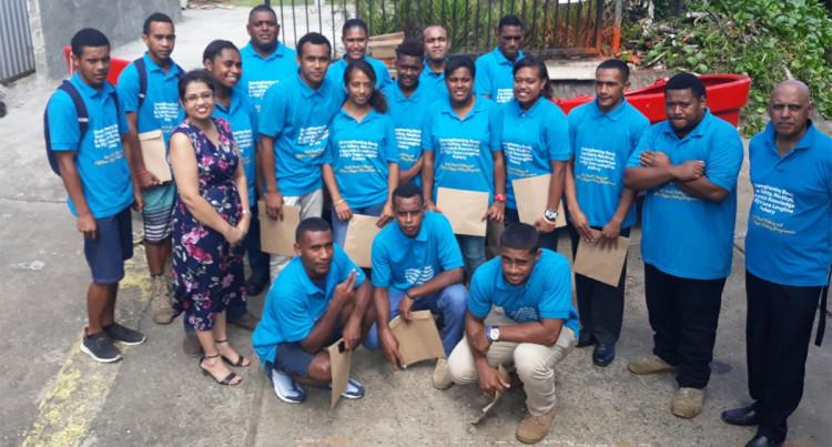 Fiji Maritime Academy Graduation, 05th April, 2019