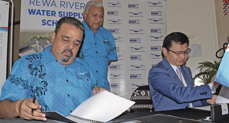Rewa River Project Brings Fiji To A More Advanced Future