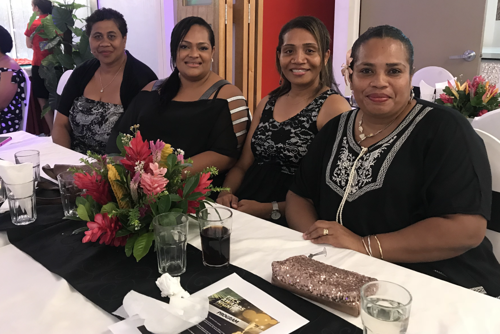 Fiji Revenue and Customs Service Awards Night.