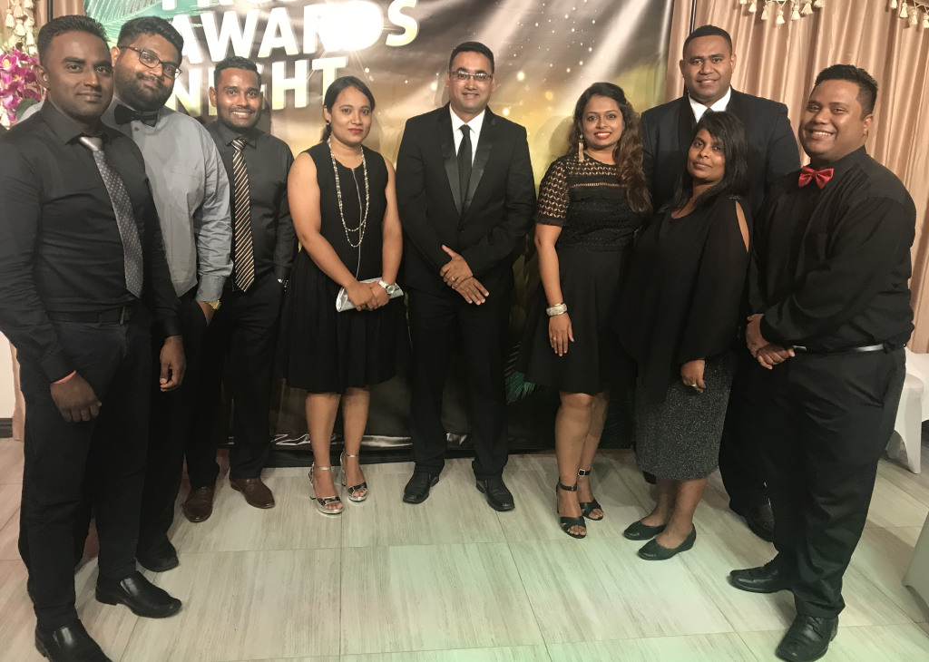 Fiji Revenue and Customs Service Awards Night