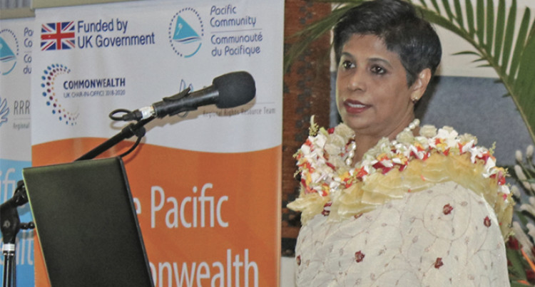 Ambassador Khan Launches 'Pacific Process' For Human Rights In The Region