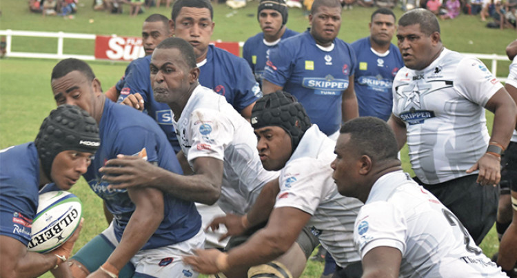 Skipper Cup Premier: Nadi On Fire