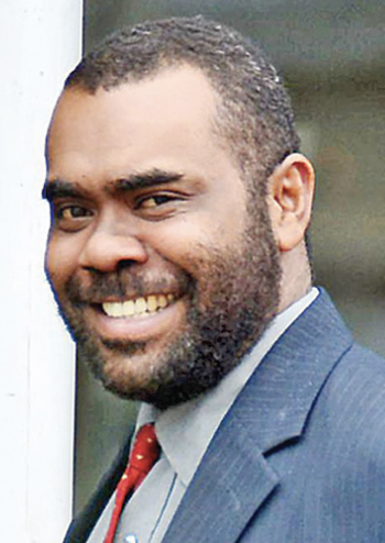 Opposition Member of Parliament  Mosese Bulitavu