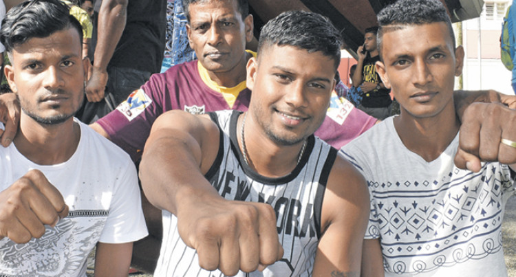 Krishna Mudaliar Returns To The Ring
