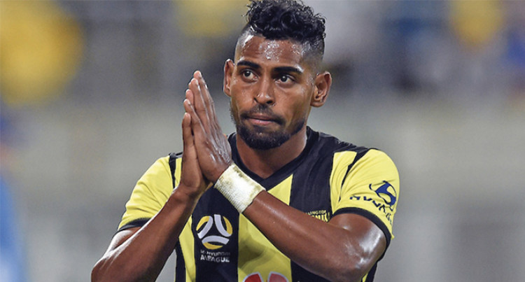 Roy Krishna Wins Player Of The Year Award