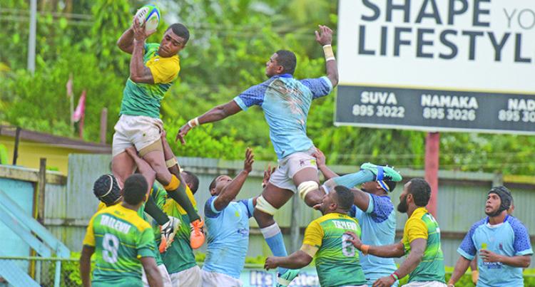 Suva Survive Tailevu Test