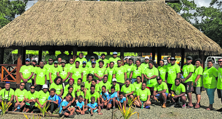 Staff, Families Plant Trees In Colo-I-Suva Exercise