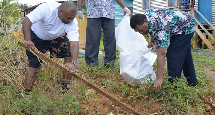 Minister Waqainabete Launches Drive To Prevent Dengue Outbreak