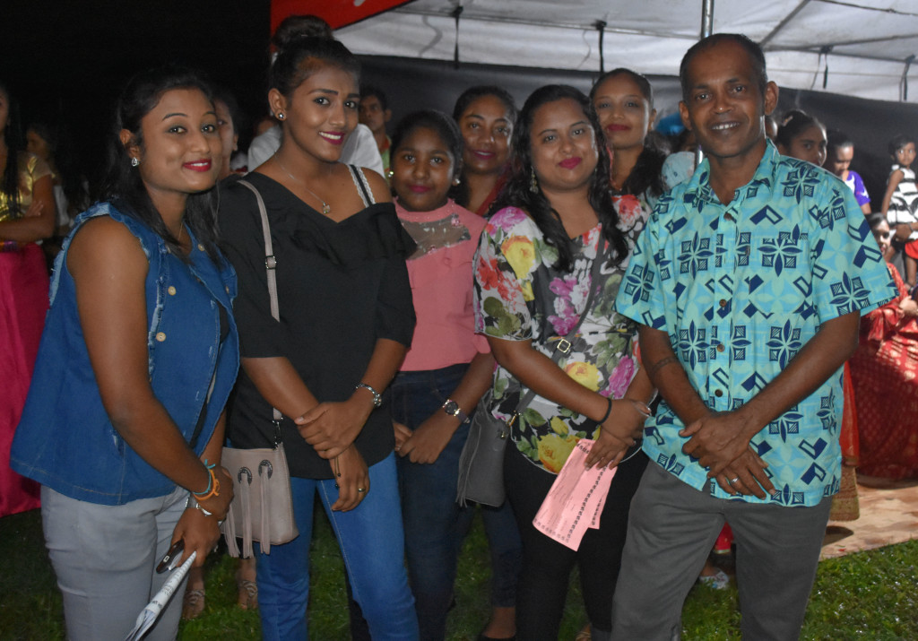 Teachers of Bulileka Sanatan Dharm Pirmary School gathered during  the Bulileka Sanatan College golden jubilee celebration in Labasa on April 18, 2019.  Photo:Shratika Naidu