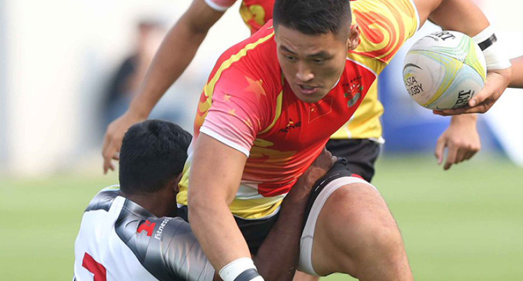 Rugby 7s Demand In China
