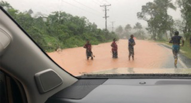 Members Of The Public To Exercise Caution As Flood Alert Remains For Most Parts Of The Country
