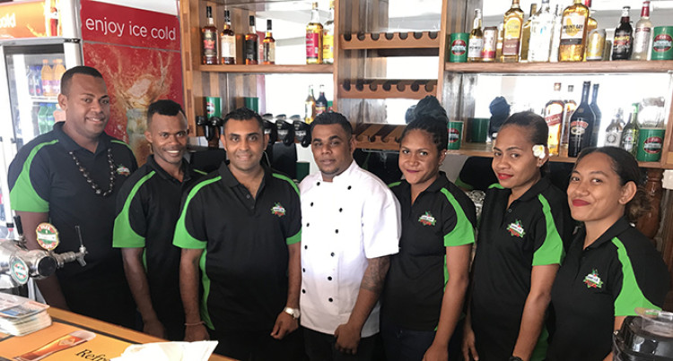 Pizza Wine And Dine Opens in Labasa