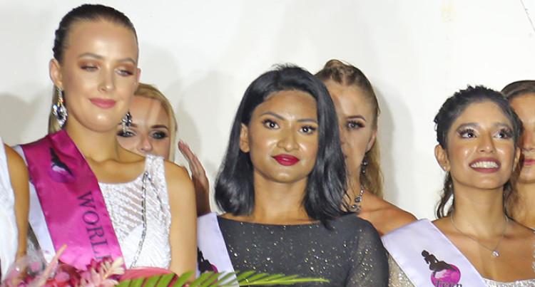 Miss Fiji Runner-Up