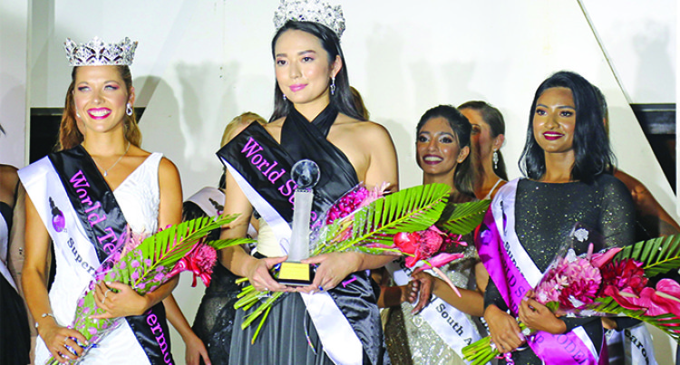 Miss Japan Scoops World Supermodel Title Here
