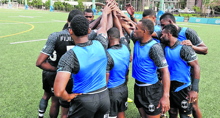 Fiji 7s Rugby: Gareth Baber Names His Team For Hong Kong