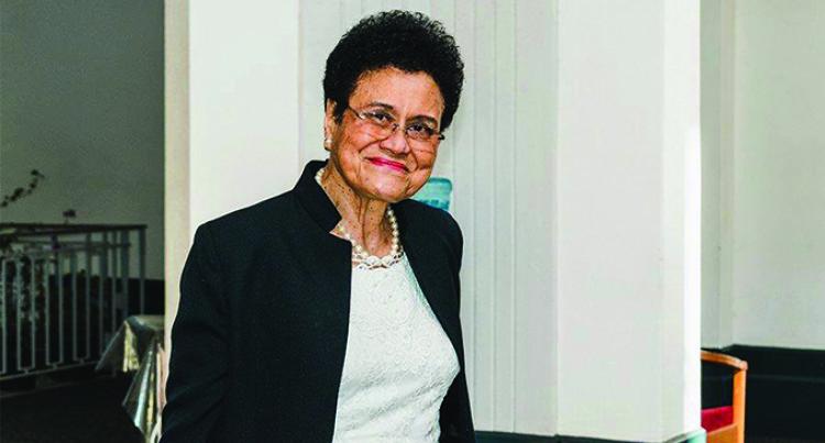 Mere Samisoni Praised For Speaking Her Mind