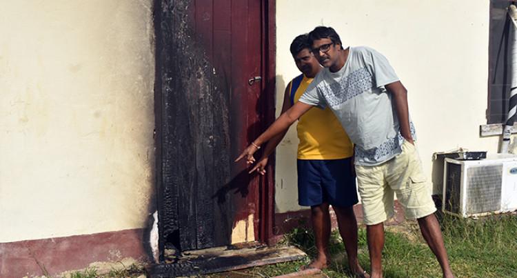 Neighbours Alert Family of House Fire