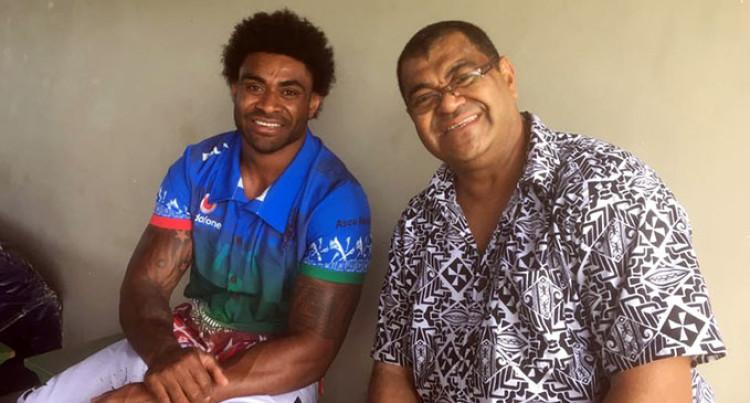 Finau: Peni A True Son Of Fiji