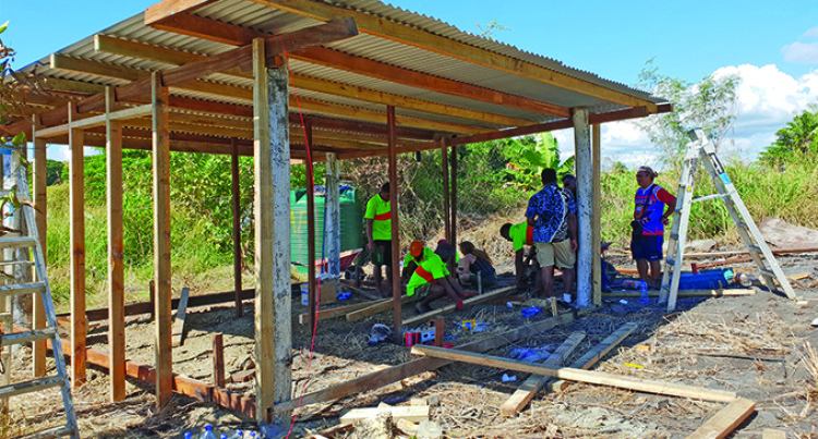 Togomasi Family Home Nears Completion