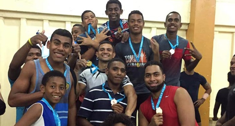 Weightlifting Fiji Reaps Benefits of Community Outreach Through Fiji National Sports Commission