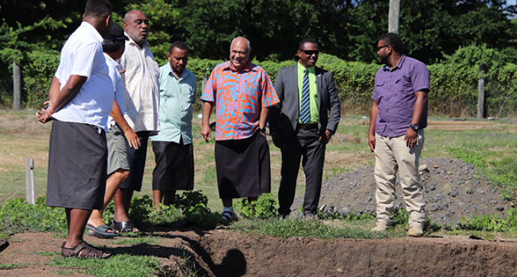 Minister impressed with rehab work