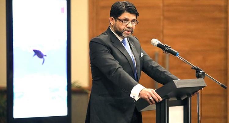 Acting PM Officiates at Ocean-Climate Negotiators Symposium in Suva