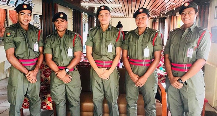 Well Done To Our Republic of Fiji Military Forces West Point Pioneers