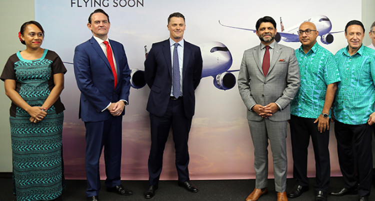 ADB 2019: Two New State of the Art Airbus A350 XWB to be Added to Fiji Airways Growing Fleet