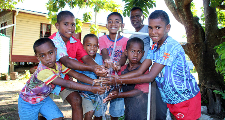 Fiji Budget 2019: Connecting People To Water