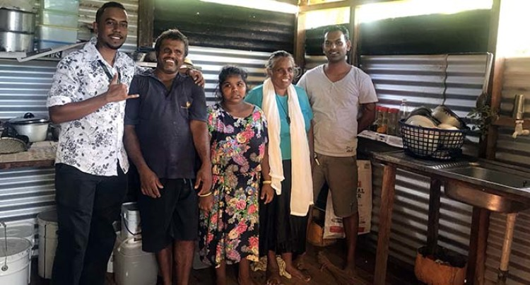 'Good Samaritans' pitch in to help the needy in Labasa