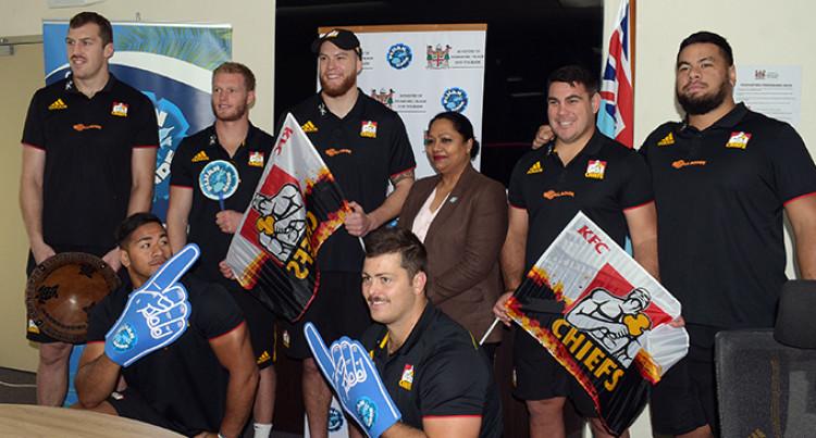 Super Rugby Boosts Fiji As A Sports Tourism Destination