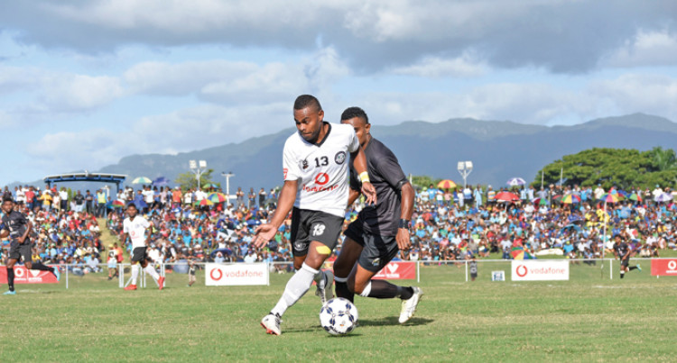Vodafone Fiji FACT: Tamanisau, Verevou Star In Suva's Win