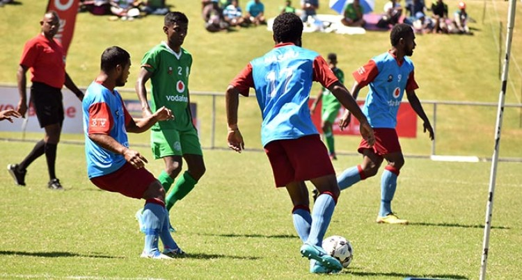 Vodafone Fiji FACT: 10-Men Nadi, Nasinu 'Disappoint' In Draw