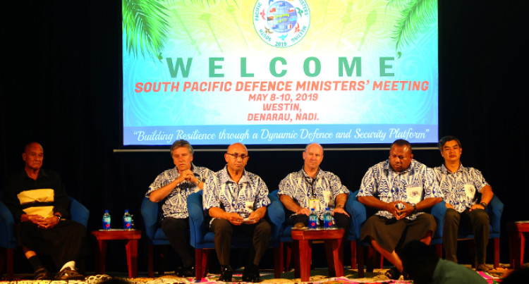 Lesuma: Fiji Hosting Big Meetings Reflects Capabilities, Role In Pacific