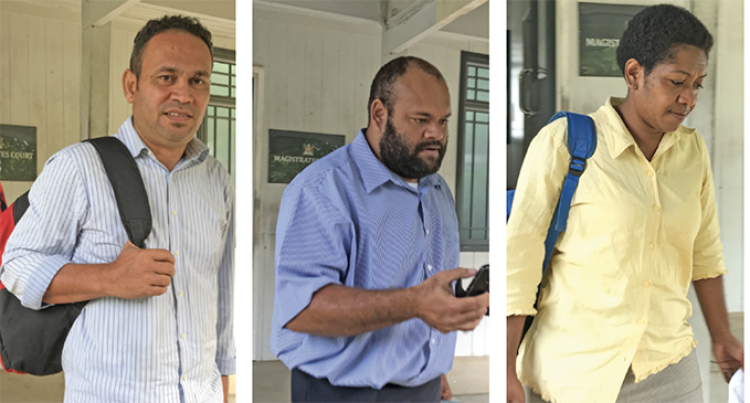 Former Post Fiji workers face theft charges