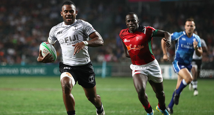 London 7s: Fijians To Face Fired-Up Kenyans
