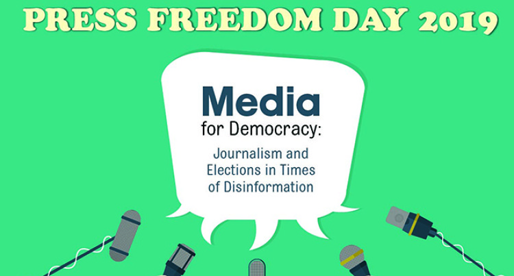 Access to reliable, transparent Information important for democracy