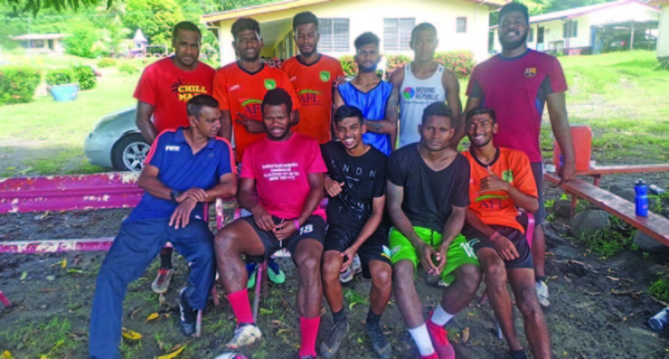 Newly Appointed Suva Coach Works On 'Attitude'