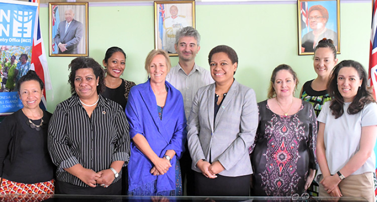 Agreement Upholds Women's Rights, Support Services in Fiji