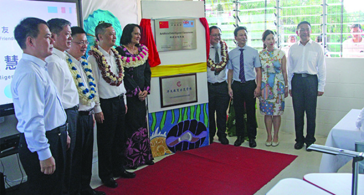 AI Facility At Yat Sen A First For Fiji