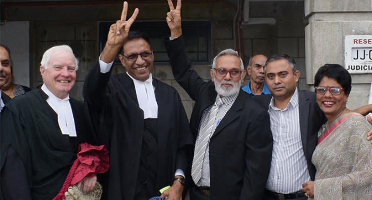 Justice Hamza: FICAC Failed In Kamlesh Arya Case