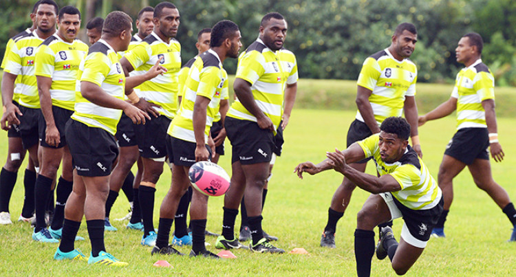 Back To Basics Says Fijian Latui Coach